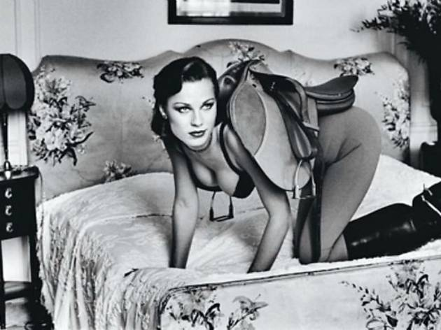 Helmut Newton: White Women • Sleepless Nights • Big Nudes