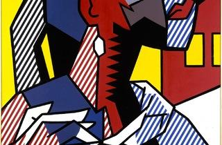 ('Female Figure', 1979 / © Estate of Roy Lichtenstein)