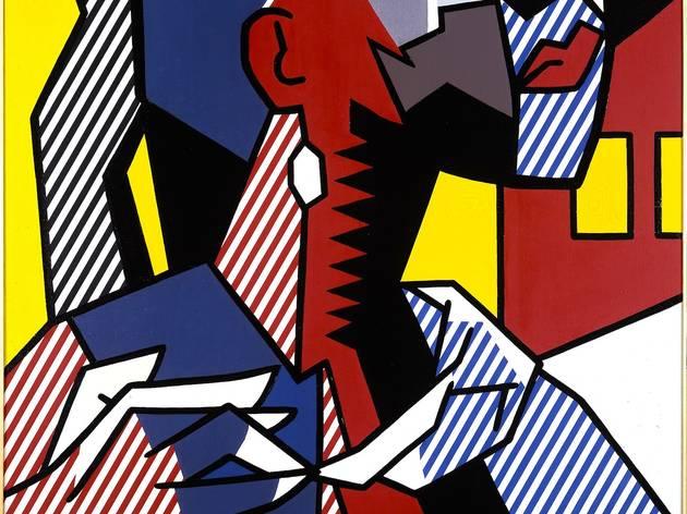 ('Female Figure', 1979 / © Estate of Roy Lichtenstein)