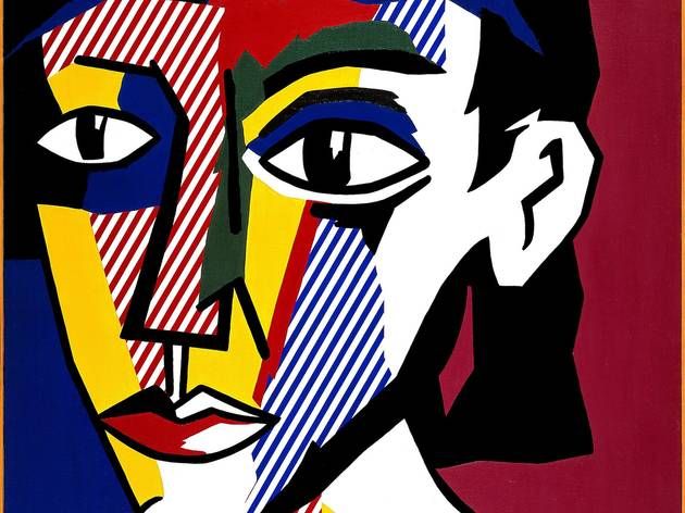 ('Portrait of a Woman', 1979 / © Estate of Roy Lichtenstein)