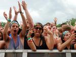 2013 Firefly Music Festival in Dover, Delaware