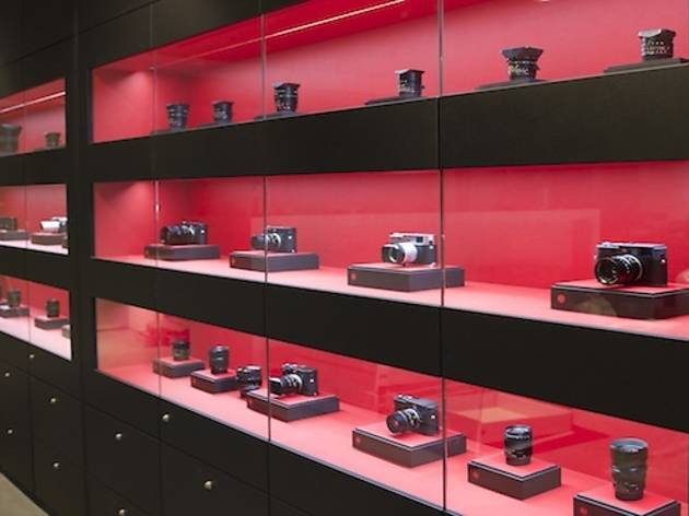 Leica Store and Gallery Los Angeles