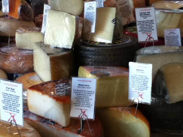 The Cheesestore of Silverlake