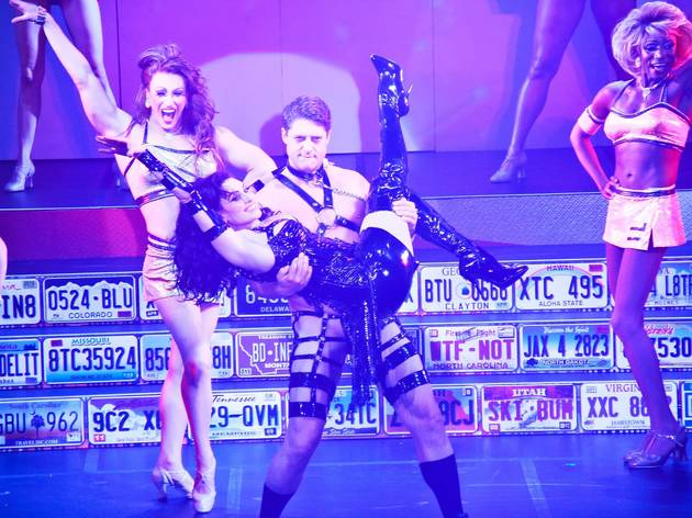 Gay Pride Photos: Broadway Bares 23