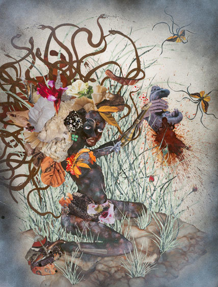"Art: ""Wangechi Mutu: A Fantastic Journey"""