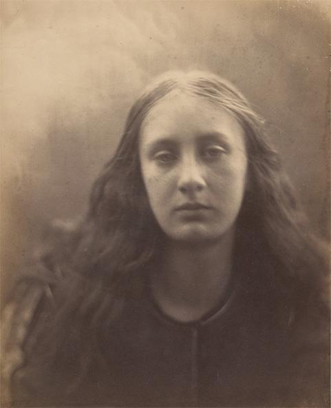 Margaret Cameron, Christabel, 1866