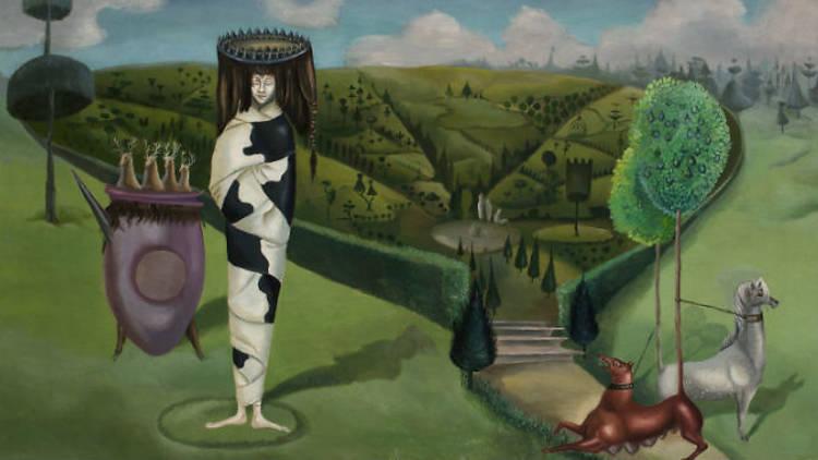 Leonora Carrington- Green Tea