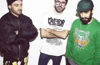 Nylon BCN Opening Party: Pendulum DJ set & MC Verse + The Zombie Kids