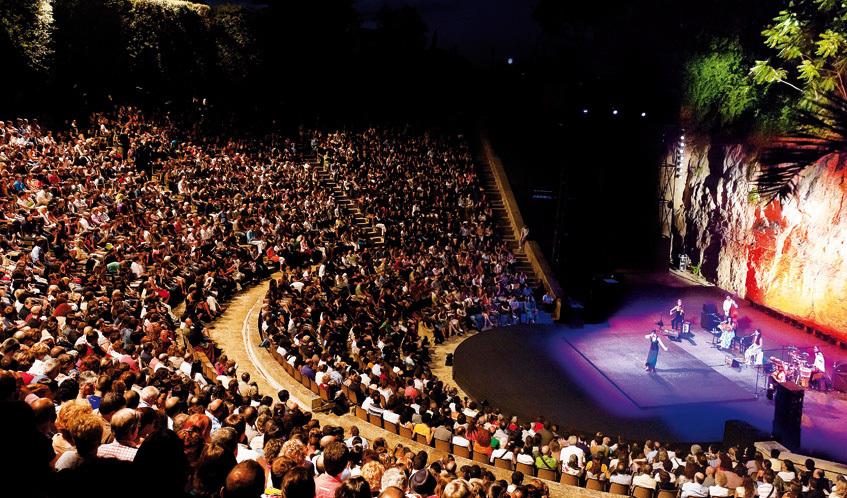 teatre grec barcelona