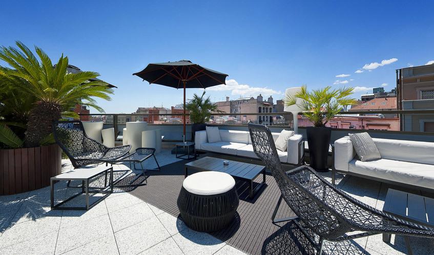 11 super plans per gaudir de la Setmana de les Terrasses dels Hotels de Barcelona