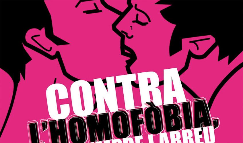 Fighting homophobia