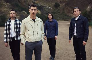 ITUNES FESTIVAL: Arctic Monkeys + Drenge