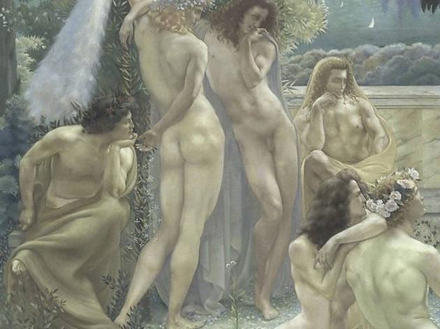 Expo • Masculin / Masculin : l'homme nu dans l'art de 1800 à nos jours