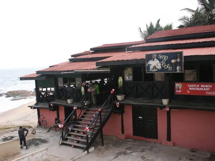 Castle Beach Restaurant