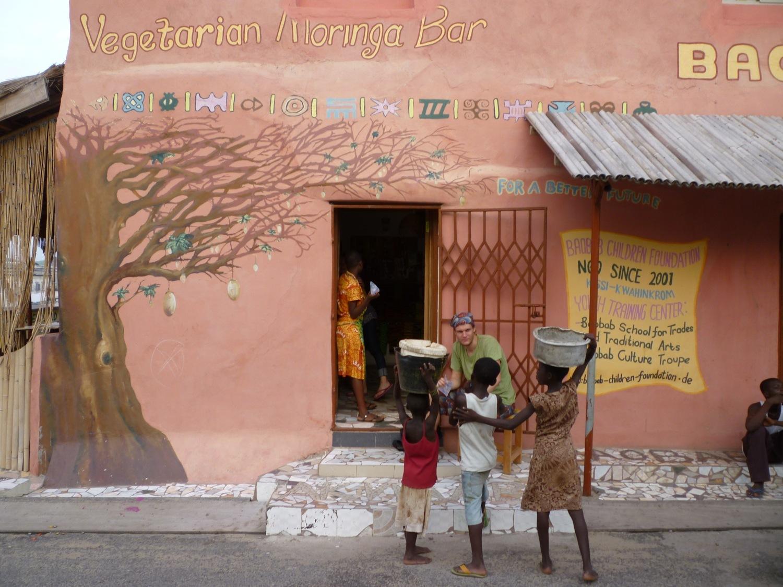 Baobab Vegetarian Restaurant
