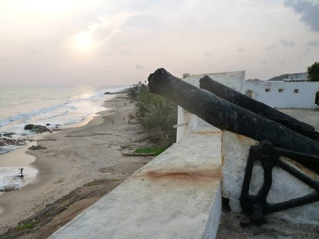 Explore Ghana's past at Cape Coast