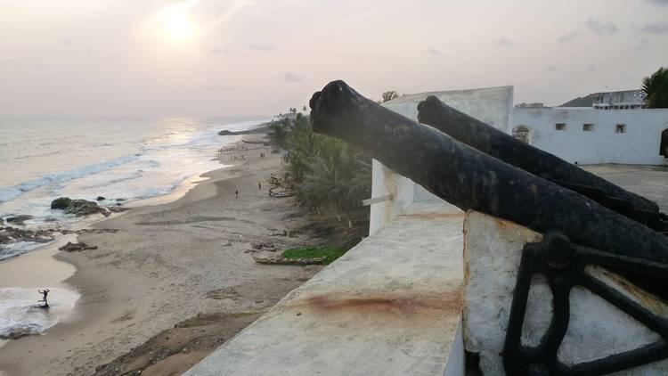 Cape Castle, Cape Coast, Ghana
