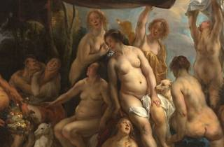 Jordaens, 'La Gloire d'Anvers'