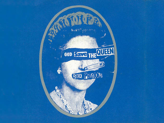 Exposition Europunk à la Cité de la Musique