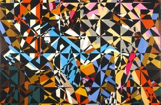 'In the Hold' (1913-14) (by David Bomberg)