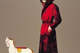 (Zeng Fanzhi, 'Portrait', 2004 / © Zeng Fanzhi studio)