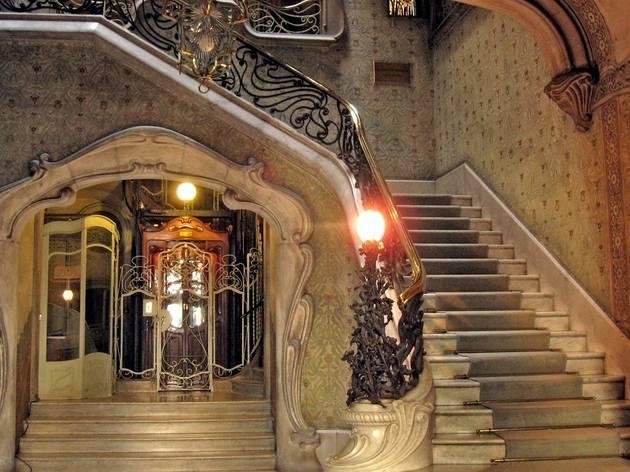 Barcelona a peu: Modernisme