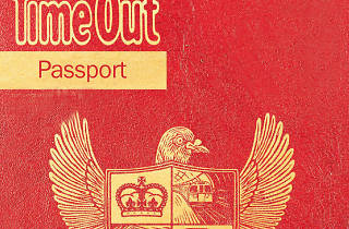 Time Out passport