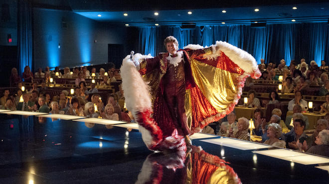 1. Behind the Candelabra