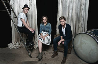 The Lumineers + Simon Felice