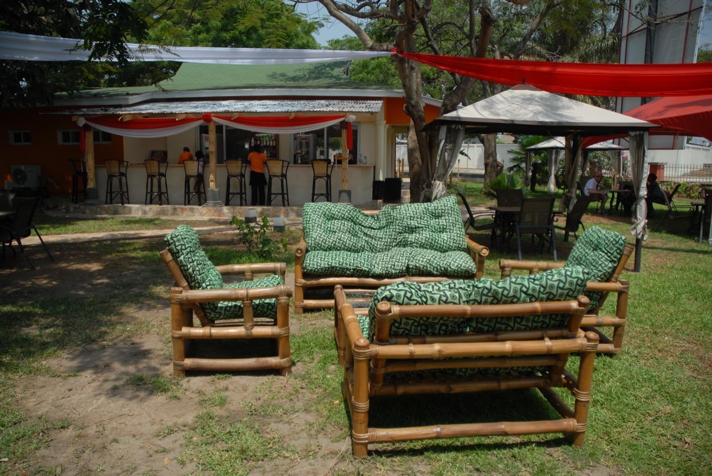 Café dez Amis, Accra, Ghana