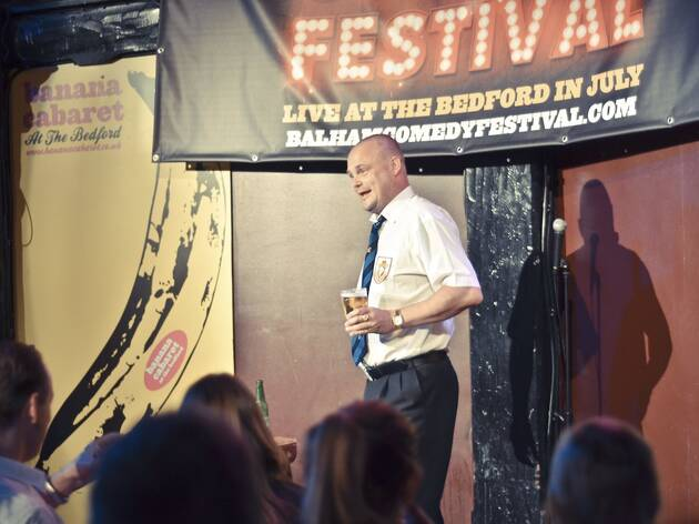balham comedy festival press 2013 al murray