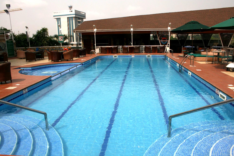 Accra's best swimming pools