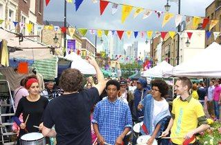 Shoreditch Festival 2013