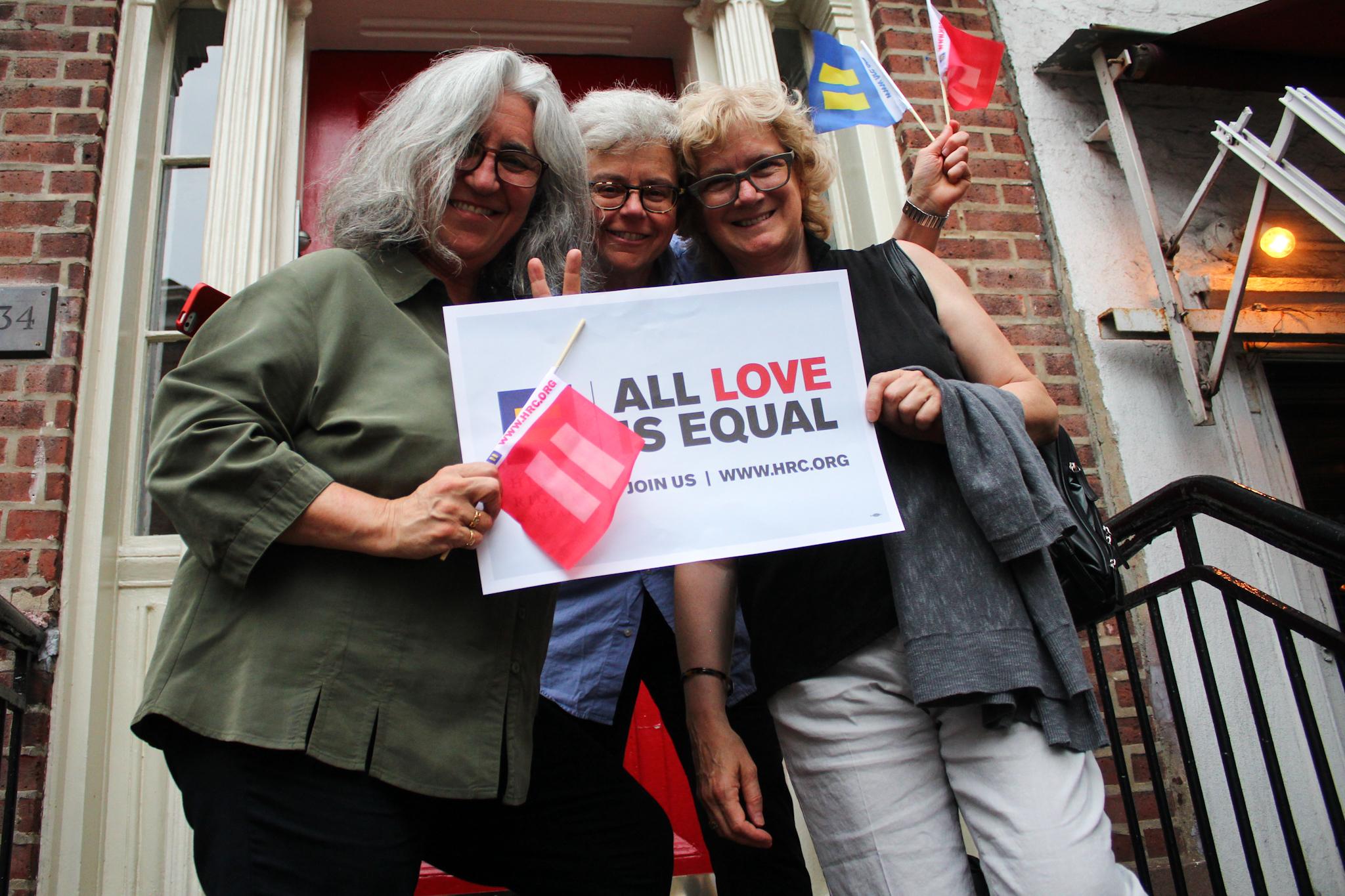 Gay Pride Photos: Celebrating DOMA's demise
