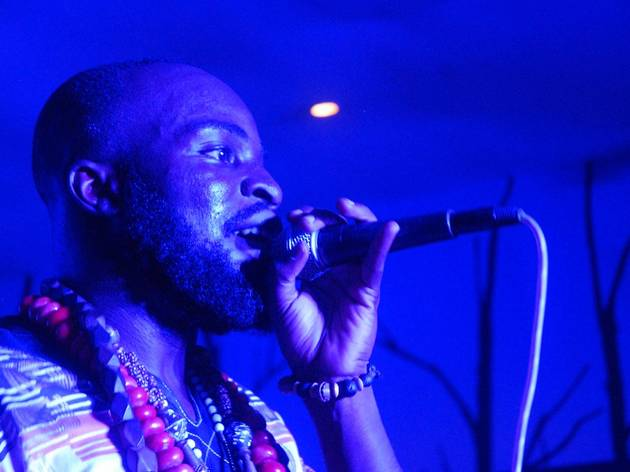 M.anifest, award winner at the Ghana Music Awards, Accra, Ghana, music