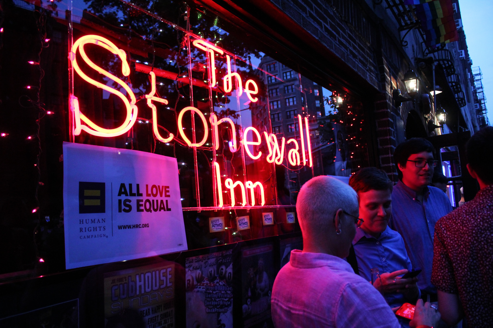 The best gay bars in the West Village