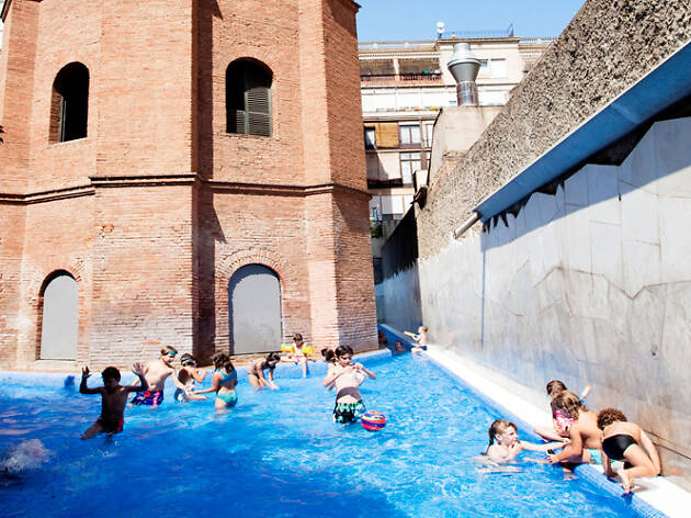 A l'aigua! Les millors piscines de la ciutat!