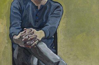 Susanne du Toit ('Pieter', © the artist, courtesy National Portrait Gallery)