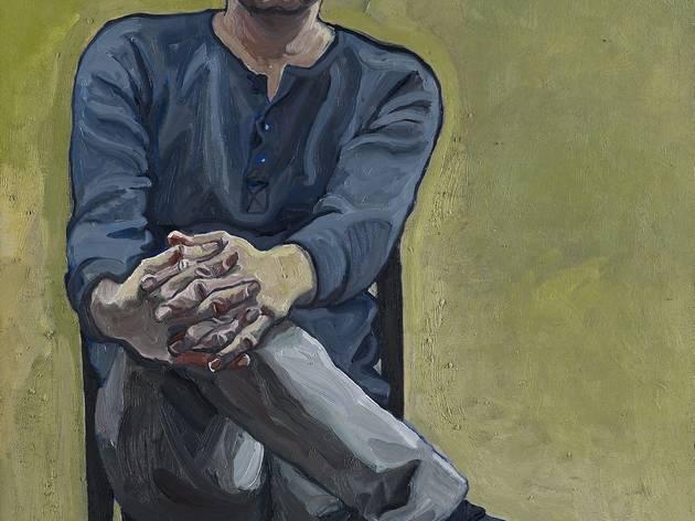 Susanne du Toit ('Pieter', © the artist, courtesy National Portrait Gallery)