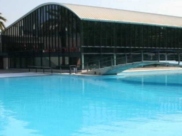 Can Dragó piscina