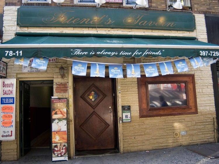 Friend's Tavern
