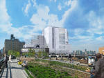 Rendering of the Whitney new building project