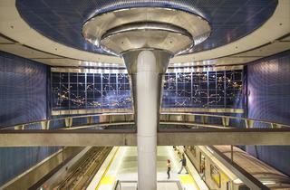 Michael Davis  Ecliptic/Illume; Architect: Diedrich Architects - Vermont/Sunset Station