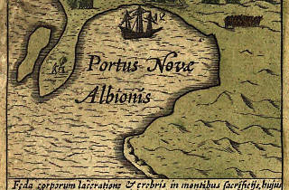 Francis Drake in America
