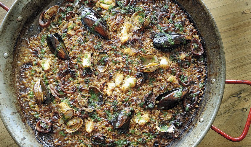 Arroces imprescindibles