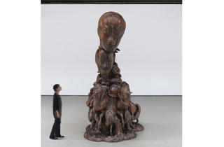(Courtesy Hauser & Wirth New York)