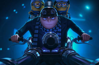 Despicable Me 2: movie review