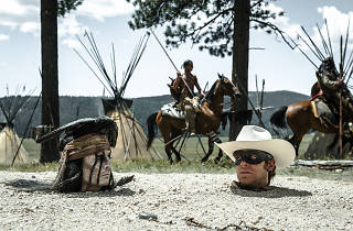 The Lone Ranger: movie review