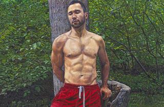 """Painted Love: Artwork by George Towne"""