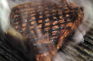 Steak, grill